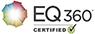 EQ 360 logo